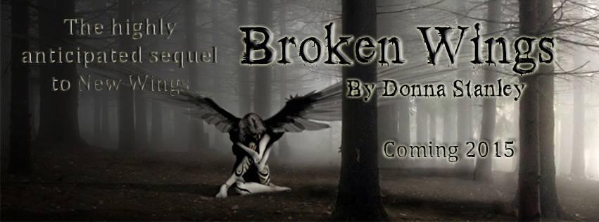 broken wings release announcement for facebook